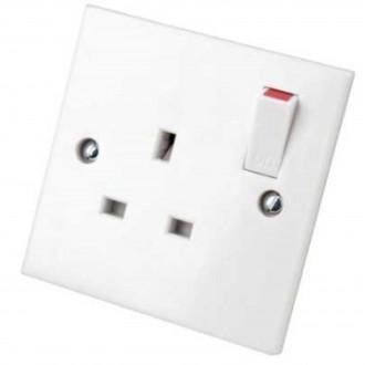 Sockets, Switches & Wiring Accessories