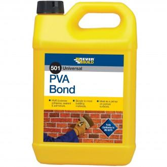 EVERBUILD PVA BOND PVA05L 501 500ML