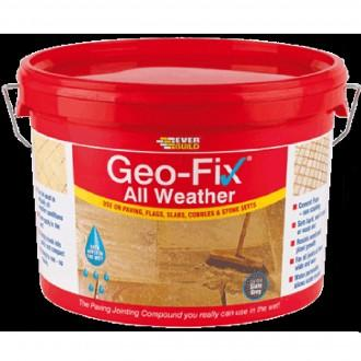 GEO-FIX ALL WEATHER JOINTING COMPOUND 14KG SLATE GREY