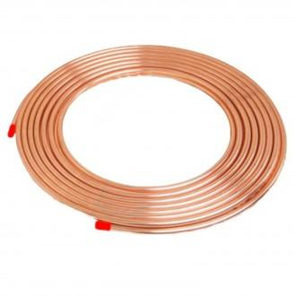 Microbore Copper Tube