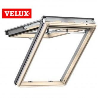Velux Top Hung Pine Roof Window