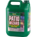 EVERBUILD PATIO WIZARD CONCENTRATE 5LTR PATWIZ5