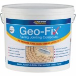 GEO-FIX WIDE JOINT COMPOUND BUFF 20KG
