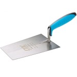 "OX PRO BUCKET TROWEL 7"" 180MM STAINLESS STEEL OX-P018418"