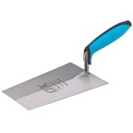 "OX PRO BUCKET TROWEL 7"" 180MM CARBON STEEL OX-P013718"