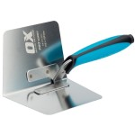 OX PRO DRY WALL INTERNAL 127MM CORNER TROWEL      OX-P013001
